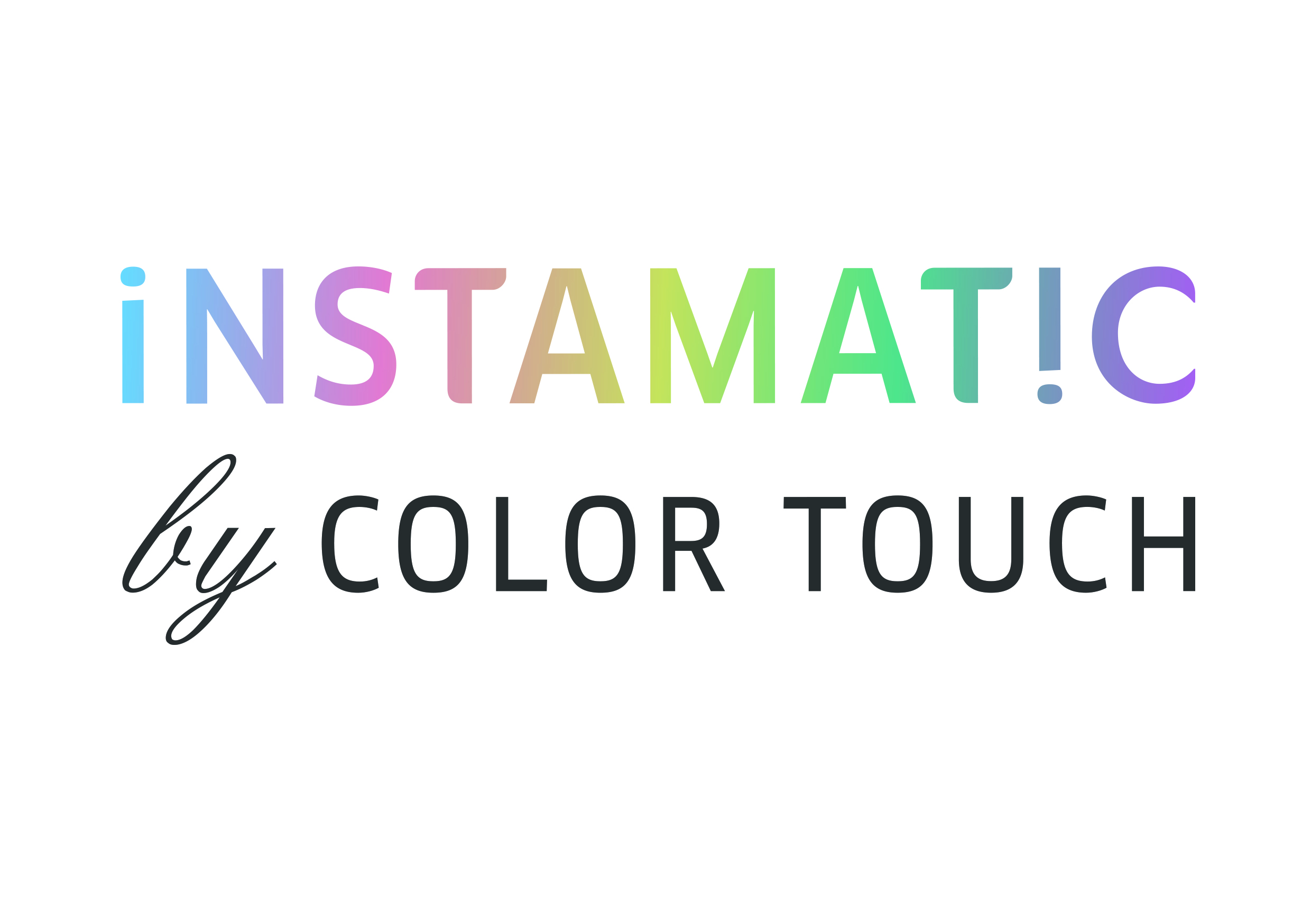 Colour touch collection for Color touch salon